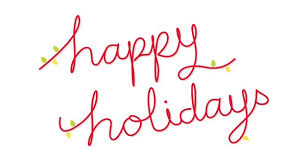 happy holidays white.  White Throughout Happy Holidays White