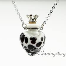 heart small perfume bottles essential