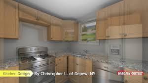 Bargain Outlet Kitchen Design Virtual 3d Kitchen Design By Christopher L Of Depew Ny