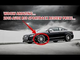 2018 audi rs5 sportback. fine sportback new 2018 audi rs5 sportback review intended audi rs5 sportback