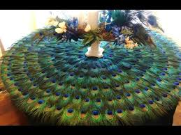 peacock decor peacock decorations for birthday party youtube