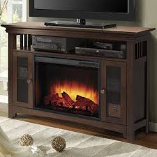 tv stand with fireplace. wyatt infrared 48\ tv stand with fireplace
