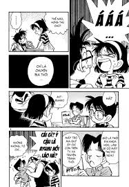 Thám tử lừng danh Conan: Conan - Tập 2 - Chap 17 - Ngôi nhà kinh dị