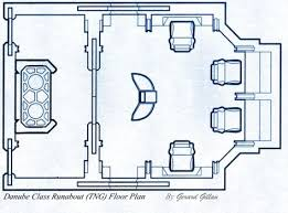 Download files and build them with your 3d printer, laser cutter, or cnc. Danube Class Runabout Tng Floor Plan Star Trek Starships Star Trek Star Trek Ships