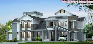 luxury house plans kerala unique luxury homes designs gorgeous design luxury homes 1173 563 5bhk