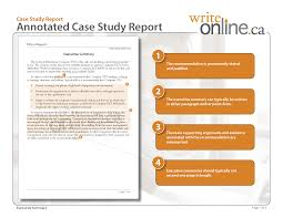 write online case study report writing guide parts of a case study case study sample executive summary