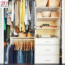 20 Tips Organizing Your Closet - LIMIT YOUR CLOSET TO READY-TO-WEAR