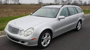 The e350 and e500 can be had in either body style; 2005 Mercedes Benz E500 4matic Wagon Vin Wdbuh83j95x168228 Classic Com
