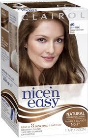 Permanent Hair Colour Clairol Nice N Easy