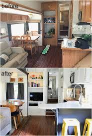 house living room reno reveal