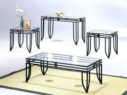 metal glass end tables coffee table glass coffee tables and end tables black metal base modern metal glass end tables