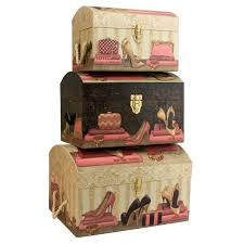 Stacking Boxes Decorative Decorative Stacking Storage Boxes With Lids 5