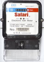 safari meters innovation products electric meters water meters model ct 888