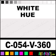 White Velvet Underglaze Ceramic Paints C 054 V 360 White