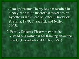 tips for writing the family systems theory essays the reader will have a full understanding of the study and how it relate to field of social work using a systems theory perspective