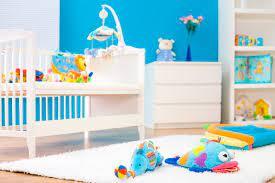 newborn baby room decoration