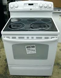 frigidaire flat top stoves glass top stove replacement amazing smooth top ran scratch dent appliances inside glass top stove repair