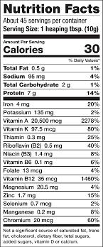 Organic Spirulina Powder Sari Foods Co