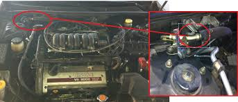 power steering leak how to repair maxima forums