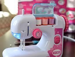 Kid Friendly Sewing Machines