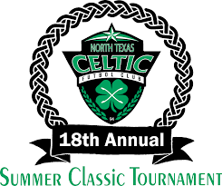 North Texas Soccer Age Chart Ntx Celtic Summer Classic May 22 24