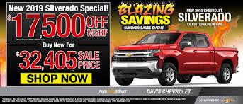 Davis Chevrolet in Houston Near Sugar Land and Pasadena