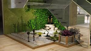 indoor garden design space