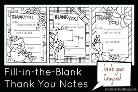 Thank You Coloring Pages Printable Thank You Notes To Color Download