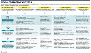Risk And Protective Factors Chart Chapter 19 Choosing And Adapting Community Interventions