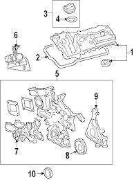 parts com® toyota rav4 engine parts oem parts 2007 toyota rav4 limited v6 3 5 liter gas engine parts