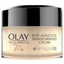 olay total effects 7 in one anti aging transforming eye cream 0 5 oz
