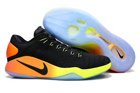 nike basketball shoes 2017 low. authentic nike hyperdunk 2017 flyknit mens rainbow suger basketball shoe shoes low