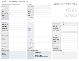 Free Medical Form Templates Smartsheet