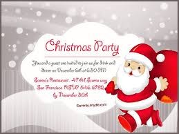 Christmas Invitation Card Christmas Invitation Cards Christmas Invitation Card