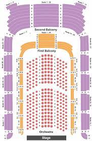 Boston Symphony Hall Seating Chart Boston