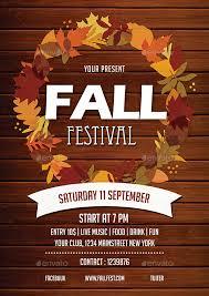 Fall Festival Flier Harvest Festival Flyers Magdalene Project Org