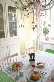 Small Picture Decorating for Easter Home Decor Geralin Thomas