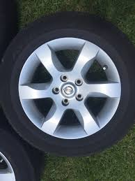 2015 Nissan Altima Bolt Pattern