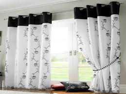 size 1024x768 black and white kitchen curtains