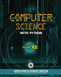 computerscience project computer science with python ebook for class 12 cbse ncert