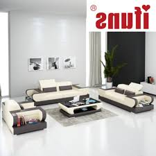 leather sectional living room furniture. Modern Sectional Living Room Sets Ifuns Design Genuine Leather Sofa Set Furniture Simple G