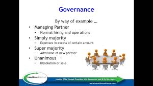 How To Structure Your Partnership Agreement - Youtube