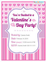 valentines party invitations valentines day party invitation options