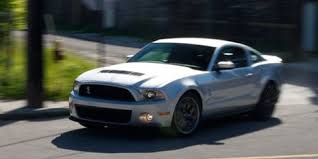 2011 Ford Mustang Shelby Gt500 Road Test Review