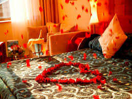 Romantic Room Decoration Hotel Ideas For Him Dfbd