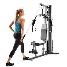 Gold S Gym Gs 2500 Exercise Chart Golds Gym Xrs 50 Home Gym With High And Low Pulley System Exercise Workout