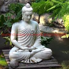 whole marble garden statue