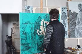 Галерея Рустама Яхиханова papaha Я поступил на подготовительные курсы при Академии художеств В Петербурге меня считали ребенком войны и тепло ко мне относились вопреки моим ожиданиями