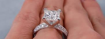 2 Carat Princess Cut Diamond Ring Guide Best Color