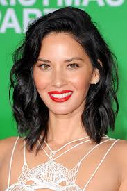 Best Hair Style For Long Face 32 best long bob hairstyles our favorite celebrity lob haircuts 1236 by wearticles.com